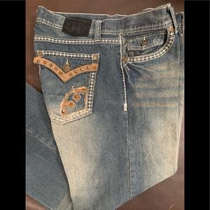 NWOT Xtreme Couture Mens Jeans